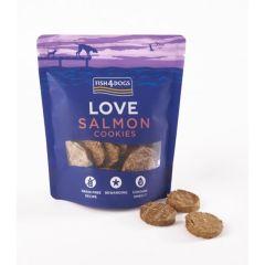 Fish4Dogs Salmon Cookies 100gr