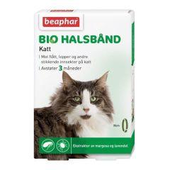 Beaphar Bio Flåtthalsbånd katt 35cm