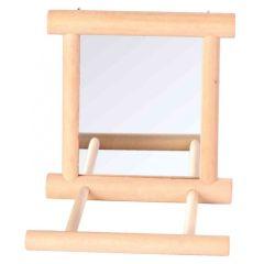 Trixie speil med sittepinne