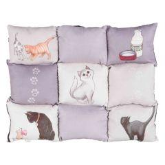 Cat blanket Patchwork