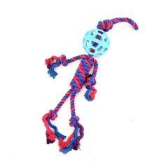 Canem tauleke med nettingball 45cm blå