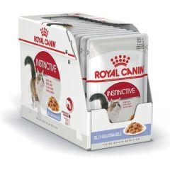 Royal Canin Instinctive Jelly 12x85g