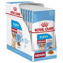 Royal Canin Puppy Medium Våtfôr