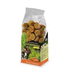 Jr Farm Grainless Drops Gulrot 140g