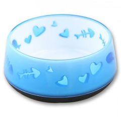 Afp Kitty Love Bowl blå 10cm