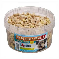 Antos Micro Bones Vanilla 900g