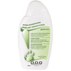 D.O.G Mink/Avacado shampoo, tørr/skadet pels