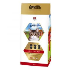 Appetitt Cat Adult Chicken 10kg