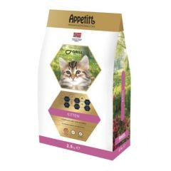 Appetitt Cat Kitten 2,5kg