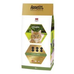 Appetitt Cat Sterilised 10kg
