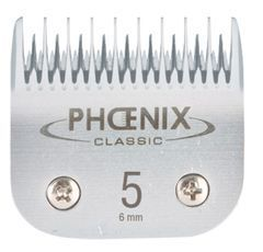 Skjær nr 5 , 6 mm Phoenix