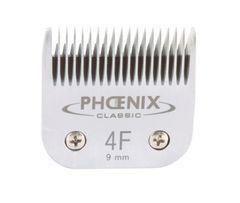Skjær nr 4f , 9 mm Phoenix