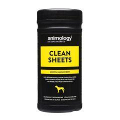 Animology Clean Sheets