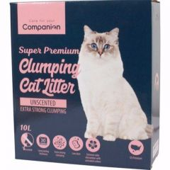 Companion Extra Strong Unscented kattesand 10L
