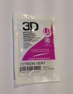Desinfisering 3D Sitronduft 20ml