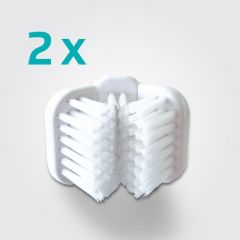 Cleany Teeth Børstehode til mellom/store raser