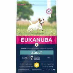 Eukanuba Adult Small Breed 3kg