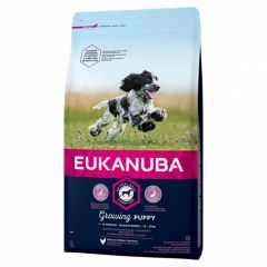 Eukanuba Growing Puppy Medium Breed 12kg