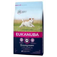 Eukanuba Growing Puppy Small Breed 3kg