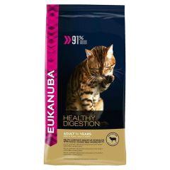 Eukanuba Cat Adult Healthy Digestion Lamb 4kg