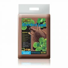 Exo Terra Riverbed Brun Sand 4,5kg