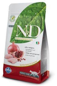 Farmina Cat N&D Grain Free Chicken & Pomegranate Adult 5kg
