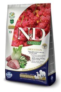Farmina Dog N&D Quinoa Digestion Lamb Adult All Breeds 2,5kg