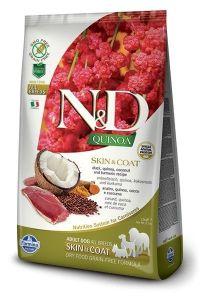 Farmina Dog N&D Quinoa Skin & Coat Duck Adult All Breeds 2,5kg