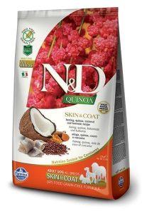 Farmina Dog N&D Quinoa Skin & Coat Herring Adult All Breeds 2,5kg