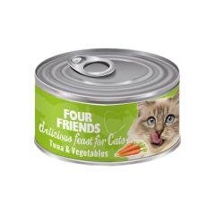 Four Friends tunfisk & grønnsaker