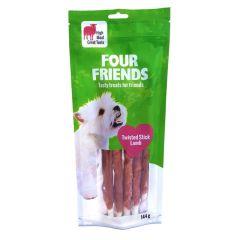 Four Friends Twisted Stick lam 25cm x 5stk