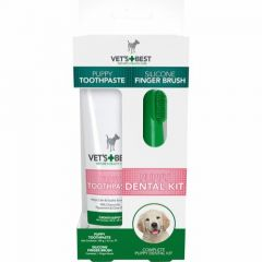 Vet's Best Dental Kit til valp