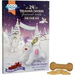 Good boy The Snowman & The Snowdog Adventkalender hund