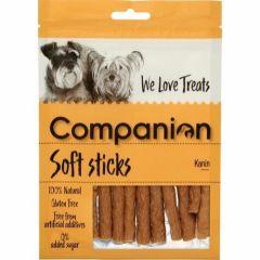 Companion Soft Sticks Kanin 80g