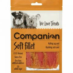 Companion Soft Filet Kylling & And 80g