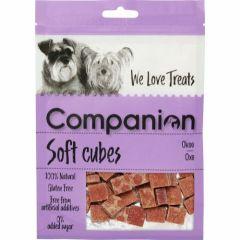 Companion Soft Cubes Okse 80g