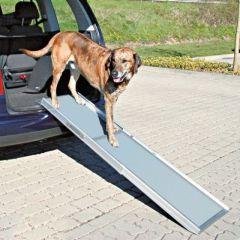 Hunderampe for store hunder