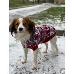 Julegenser til hund