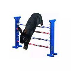 Justerbart agilityhinder til kanin