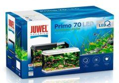 Juwel Akvarium Primo 70 LED - Hvit