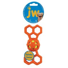 JW HOL-EE Bone With Squeaker Small 15Cm