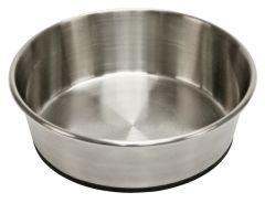 Hundeskål Rustfri Antislipp 2,8 Liter