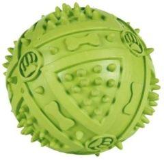 lekeball med lyd og knupper 9 cm