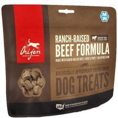 Orijen Dog Treats Ranch-raised Beef Recipe