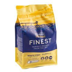 Fish4Dogs Puppy Finest med hvit fisk 1,5kg