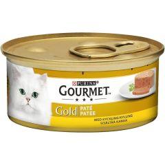 Purina Gourmet Gold Kylling i Paté 85 g