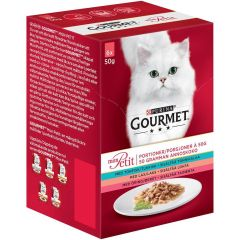 Purina Gourmet Mon Petit Fisk 6 pack
