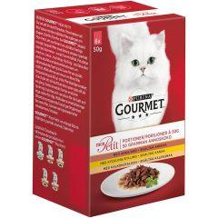 Purina Gourmet Mon Petit Fugl 6 pack