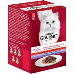 Purina Gourmet Mon Petit Kjøtt 6 pack