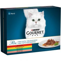 Purina Gourmet Perle Mini Filets 8 pack